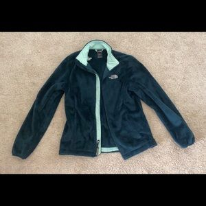 Women's Fuzzy North Face